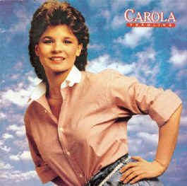 carola häggkvist eurovision